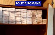 Femeie de 59 de ani reținută pentru contrabandă în urma unor percheziții