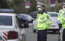 Aproape 100 de sancțiuni aplicate de polițiști în ultimele 24 de ore