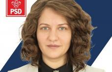 """Alexandra Huțu, candidat PSD pentru Parlament: """"Prioritatea principală a guvernării social-democrate este asigurarea viitorului tinerilor din România"""""""