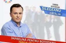 Cătălin Silegeanu: Fii Tu schimbarea de care avem nevoie. Privește în jurul tău, Gândește, Analizează apoi Votează