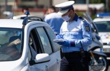 Se înmulțesc sancțiunile polițiștilor pentru cei care nu respectă măsurile de protecție sanitară