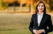 Maia Sandu a câştigat alegerile prezidenţiale din Republica Moldova