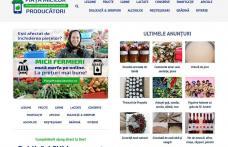 Prima platformă online deschisă micilor fermieri - PiataProducatorilor.ro - Prețuri mai bune decât la piață!