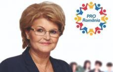 """Mihaela HUNCĂ: """"E nevoie de măsuri curajoase pentru ca țara să depășească acest moment de mare cumpănă"""""""