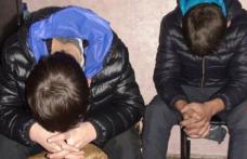 Doi tineri din Dorohoi cercetați pentru furt de trotinete și cărucioare pentru copii