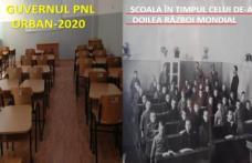 Cătălin Silegeanu: Romania normală și educată a lui Iohannis. Școala online cu telefonul in pod după semnal!