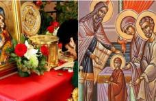 Intrarea Maicii Domnului în Biserică! - 21 noiembrie, zi de mare sărbătoare pentru români