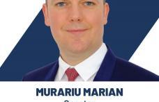 """Marian Murariu, candidat PSD pentru Senat: """"PSD va înființa Fondul Național de Dezvoltare Locală pentru investiții în mobilitatea și regenerarea orașe"""