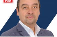 """Silviu Barbacariu, candidat PSD pentru Senat: """"PSD vine cu un plan de investiții pentru tot ce se fabrică în România, în timp ce PNL la rectificarea b"""