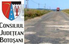 CJ Botoșani: Constructor desemnat pentru modernizarea drumului Prăjeni – Plugari
