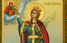 Mare sfântă sărbătorită azi! Multe românce îi poartă numele!