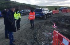Președintele Consiliului Județean verifică șantierele deschise prin PNDL - FOTO