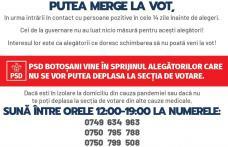 PSD vine în sprijinul românilor care vor să voteze și sunt în carantină, după ce Guvernul PNL a încercat să îi blocheze și să le îngreuneze accesul la