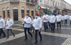 "PRO România: ""Așa cum am promis suntem printre botoșăneni"" – FOTO"