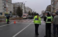 Două femei au ajuns la spital din cauza unor șoferi inconștienți
