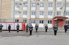 Pompieri botoşăneni avansaţi în grad, de Ziua Naţională a României - FOTO