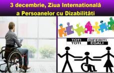 DAS Dorohoi alături de persoanele cu handicap în această zi specială