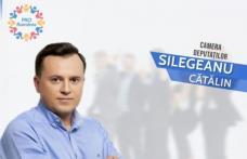 Cătălin Silegeanu: Duminică ne decidem viitorul pentru următorii 4 ani