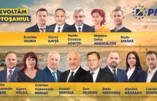 PNL: Vă așteptăm la vot pe 6 decembrie, împreună cu voi, dezvoltăm Botoșaniul!