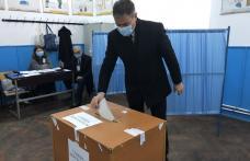 """Dorohoianul Dan Șlincu, candidat la Camera Deputaților: """"Am votat cu gândul la copiii și tinerii noștri"""""""