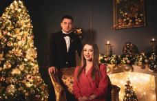 Introducere în atmosfera sărbătorilor de iarnă! Colaj de colinde lansat de Lorena Dupu și Iulian Cojocariu - VIDEO