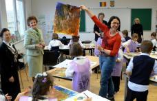 Oaspeți din Austria la Școala Cornerstone Dorohoi VIDEO-FOTO