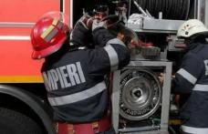 Casă din Brăești distrusă parțial în urma unui scurtcircuit
