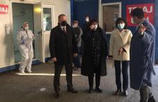 """Pași concreți pentru modernizarea Unității de Primiri Urgențe a Spitalului Județean """"Mavromati"""" Botoșani"""