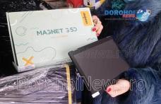 Peste 6000 de tablete au fost repartizate 28 de școli din județul Botoșani