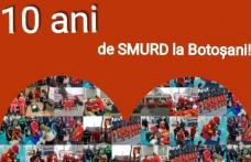 Zece ani de SMURD Botoșani – 10 ani în slujba vieții!