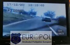 Au apărut primele imagini cu urmărirea șoferului împușcat mortal. Vezi VIDEO!