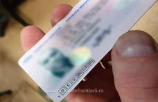 Moldovean prins, în vama Stânca, cu permis de conducere fals pe care l-a cumpărat cu 50 de euro
