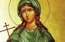 O mare sfântă este sărbătorită astăzi. Multe femei îi poartă numele, iar aceasta are o poveste specială