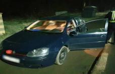 Tânăr aflat în carantină, descoperit în trafic la volanul unui autoturism, fără permis de conducere