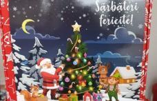"""""""Crăciunul din suflet dă atmosfera de sărbătoare"""" - Campanie de Crăciun a Primăriei Dorohoi"""