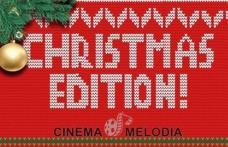 Crăciunul din suflet dă atmosfera de sărbătoare la Cinema Melodia