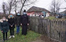 """""""Dăruind vei dobândi"""" – Proiect social demarat de un preot din comuna Suharău"""