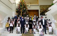 Premii pentru copiii din sistemul de protecție Botoșani - FOTO