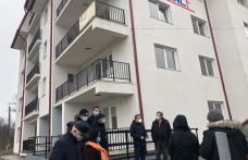 Cadou de sărbători! Primăria Dorohoi a făcut recepția a 60 de locuințe ANL. Vezi lista beneficiarilor! - FOTO