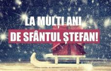 Sfântul Ştefan în fiecare an pe 27 decembrie: Semnificaţia numelui, tradiţii şi obiceiuri