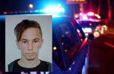 Tânăr de 18 ani dat dispărut de familie. Anunțați poliția dacă îl vedeți!