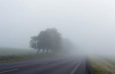 Dorohoi: Cod galben de ceață emis de ANM