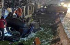 Șoferul care a produs accidentul grav de la Bucecea a fost reținut