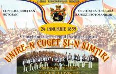 Spectacol dedicat Zilei Unirii Principatelor Române