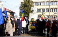 Ziua de 24 ianuarie, sărbătorită de PSD Botoșani - FOTO
