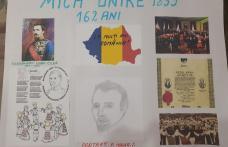 162 de ani de la MICA UNIRE la Școlile Rădăuți-Prut, Păltiniș și Viișoara - FOTO