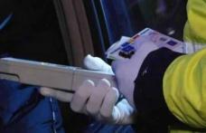 Bărbat din Ibănești depistat în timp ce conducea în stare de ebrietate