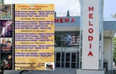 """Vezi ce filme vor rula la Cinema """"MELODIA"""" Dorohoi, în săptămâna 29 ianuarie – 4 februarie – FOTO"""