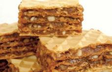 Napolitane cu caramel
