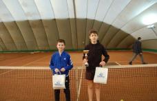 Dorohoianul Tudor Prisacariu a obținut un nou rezultat notabil la un turneu de tenis - FOTO